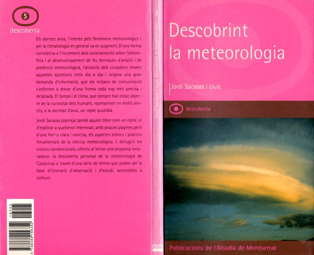 Meteoteca de Catalunya - Descobrint la meteorologia