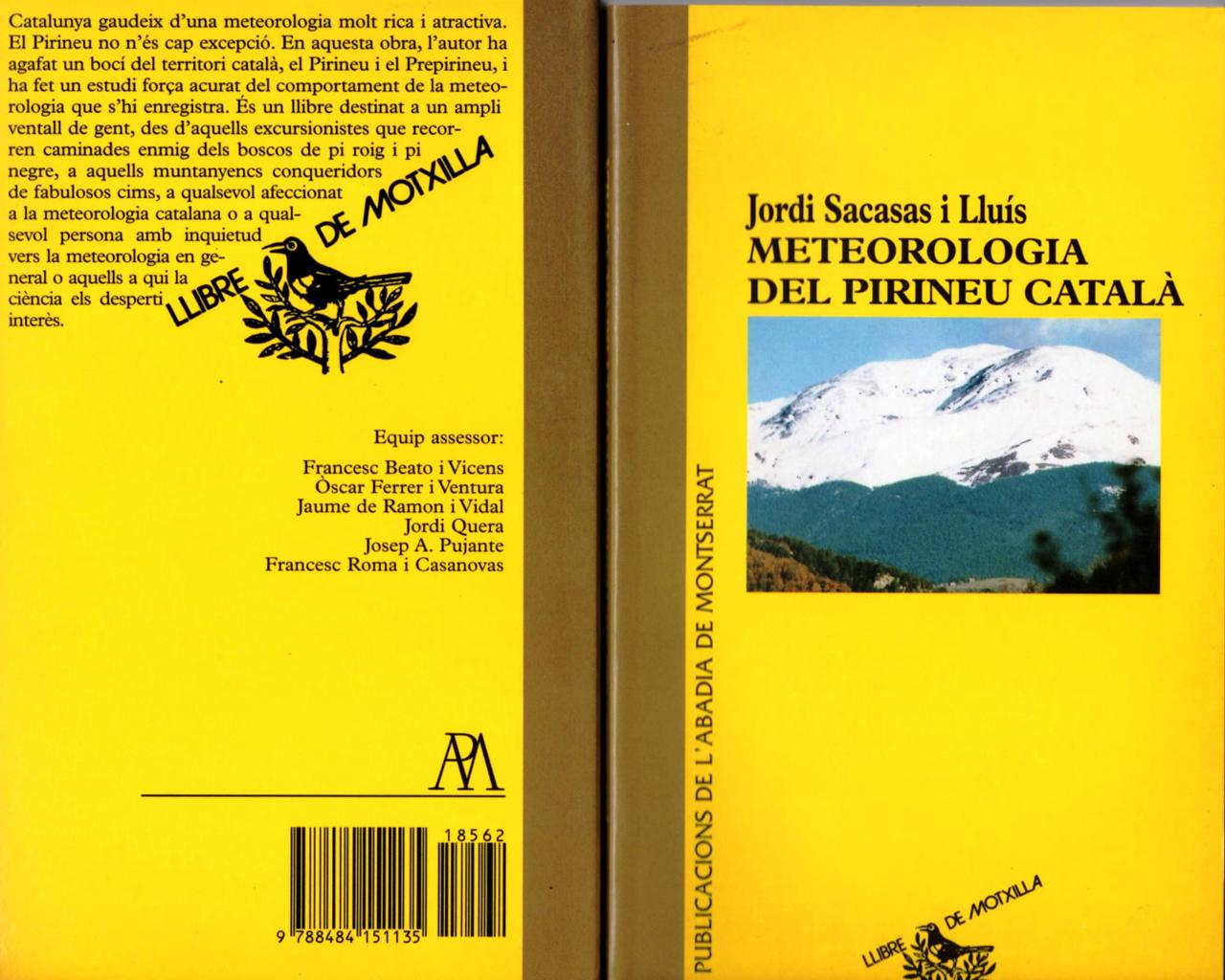 Meteoteca de Catalunya - Meteorologia del Pirineu Català