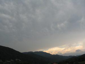 Ambient de tempesta / Campdevànol / Autor: Jordi Sacasas
